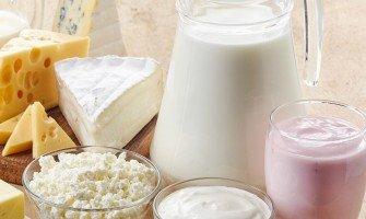 ce fel de produse lactate în varicoză