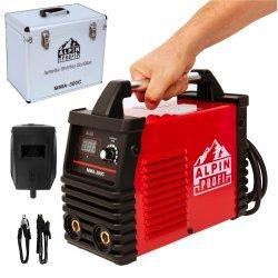 Aparat Sudura MMA Alpin 300C, 300A + valiza transport, accesorii incluse