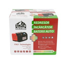 Redresor 12-24V, 30-200Ah, ALPIN PRO Italy Technologles CB - 30T (ALL-195)