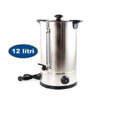 Fierbator (boiler) electric din inox pentru bauturi 12 litri