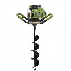 Motoburghiu pamant PROCRAFT GD52, 2.0 CP, 200rpm + Burghiu 150x800 mm