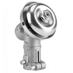 Angrenaj unghiular pentru motocositoare pe benzina cu diametrul tevii de 28 mm si 9 caneluri