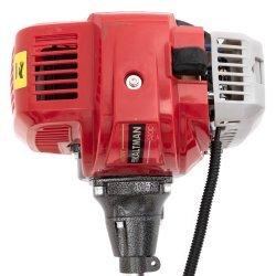 Pachet motocositoare benzina KALTMAN KT4400, 5.8CP, 52CC + Cultivator - Accesoriu Motocoasa, Diametru Teava 28 mm, Interior 9 Dinti