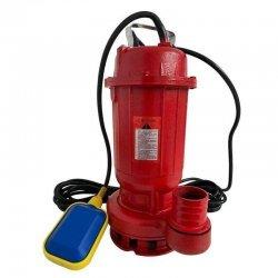 Pompa submersibila pentru apa murdara, LUK TECH WQD10 cu flotor, 1.1 kW, 10 m3/h 2 toli