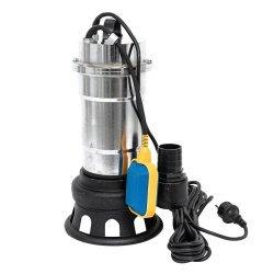 Pompa de apa murdara VSK Ucraina INOX cu Flotor, 2750 W, 25m3/h, 16m