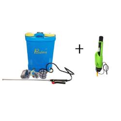 Pompa stropit electrica (Pandora) 16 Litri + Atomizor electric portabil Pandora