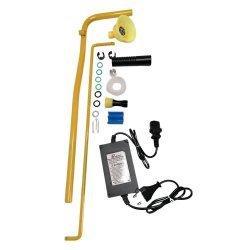 Pompa de stropit 2 in 1 (baterie + manuala) ,16L, Pandora
