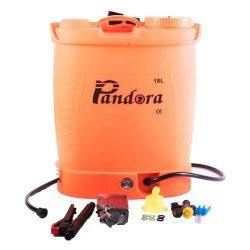 Pompa electrica pentru stropit cu acumulator, 18 litri, Pandora