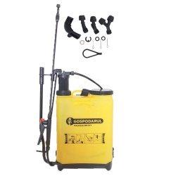 Pompa de stropit portabila, manual Gospodarul Profesionist, 16 L