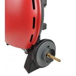 Gratar portabil pe gaz, O-Grill 500, Rosu