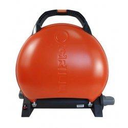 Gratar portabil pe gaz, O-Grill 600, Orange