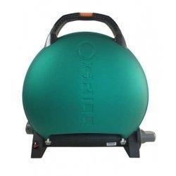 Gratar portabil pe gaz, O-Grill 600, Verde