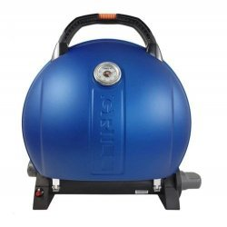 Gratar portabil pe gaz, O-Grill 900, Albastru