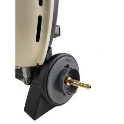Gratar portabil pe gaz, O-Grill 900, Crem