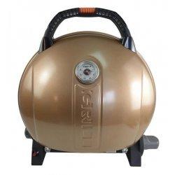 Gratar portabil pe gaz, O-Grill 900, Gold