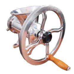 Masina de tocat carne nr. 22 din aluminiu, cu rulment, Alpin Profi