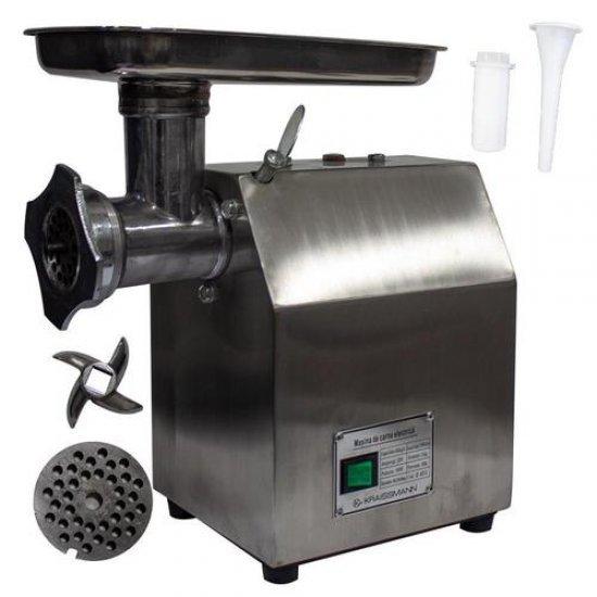 Masina tocat carne electrica 900W 160Kg/ora KRAISSMANN Profesionala