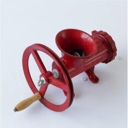 Masina de tocat carne nr. 32 din fonta, rosie