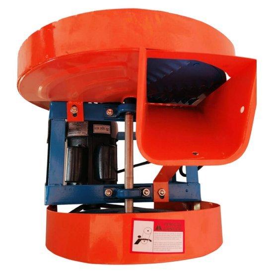 Tocator / Razatoare electrica pentru mere, pere, dovleac, furaje,  Alpin Profi, 480W, 400kg/h