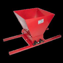 Zdrobitor manual de struguri, 200Kg/Ora, Cuva 25 Litri Detasabila, FERMER HGP-50, Model (2019)