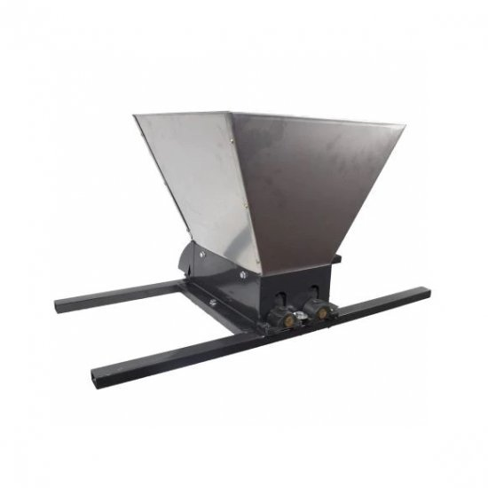 Zdrobitor manual de struguri, 200Kg/Ora, Cuva Inox 35 Litri Detasabila, Elefant HGP-50s, Model 2020