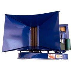Zdrobitor electric de struguri, capacitate pana la 500kg/h, Micul Fermier