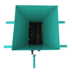 Zdrobitor manual de struguri, 300-350Kg/Ora, Cuva 20 Litri Detasabila, PANDORA (2019)