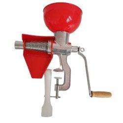 Storcator / Masina de tocat rosii cu separator de seminte, corp aluminiu, Clivia
