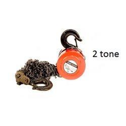 Macara manuala cu lant 2 Tone cu lant de 3 m