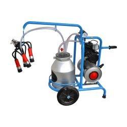 Mașină de muls cu 1 post | 1 rezervor | Vacuum Tank