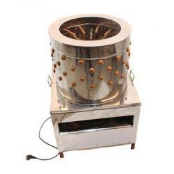 Deplumator ( jumulitor) profesional pasari, Micul Fermier, WQ-60, Putere motor 2200W, 10-12 pasari minut