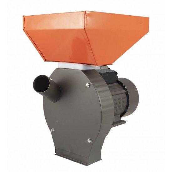 Moara Electrica Elefant 350E, 3000W, 200 Kg max, 3000 rpm, Mori cu ciocanele