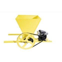 Zdrobitor de struguri electric Gospodarul Profesionist - 750W, 500 kg / h